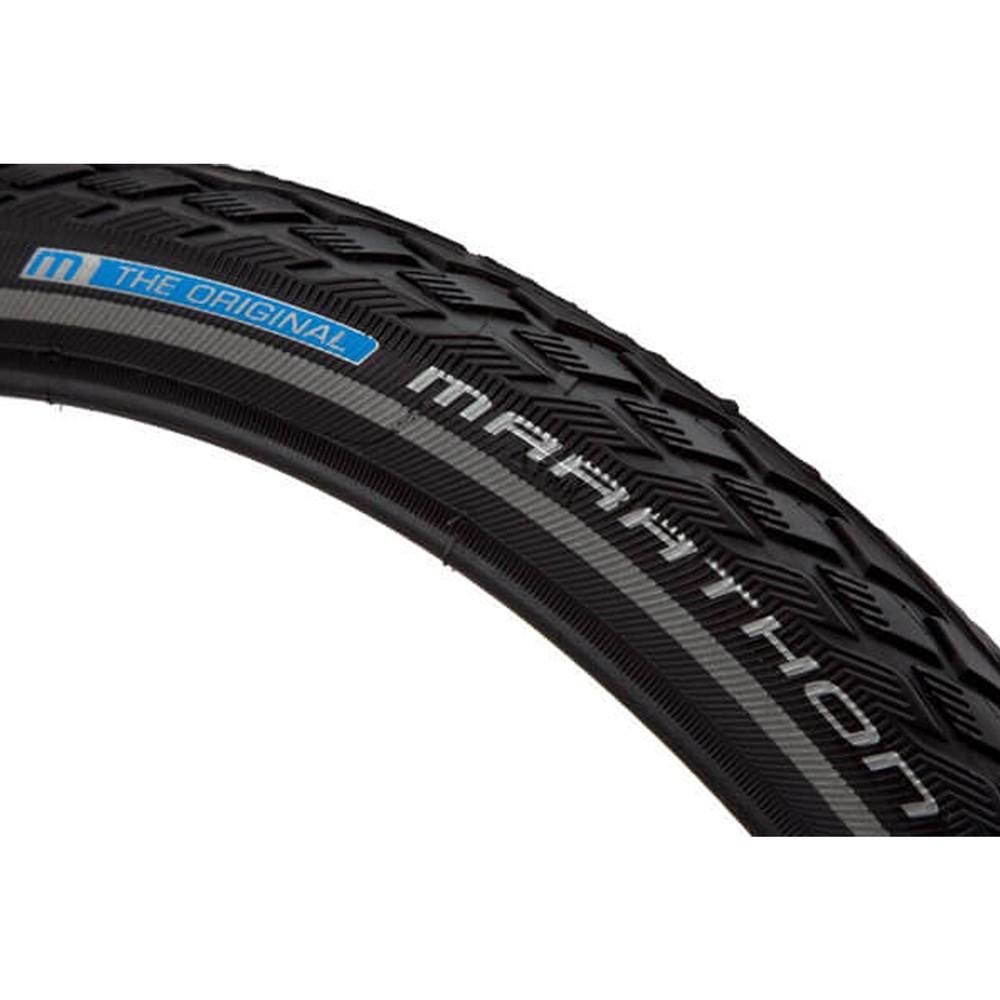 Schwalbe 35-349 Schwalbe Marathon Tyre With Reflective Strip
