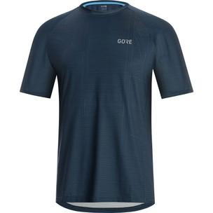 Gore Wear Line Brand Short Sleeve Shirt