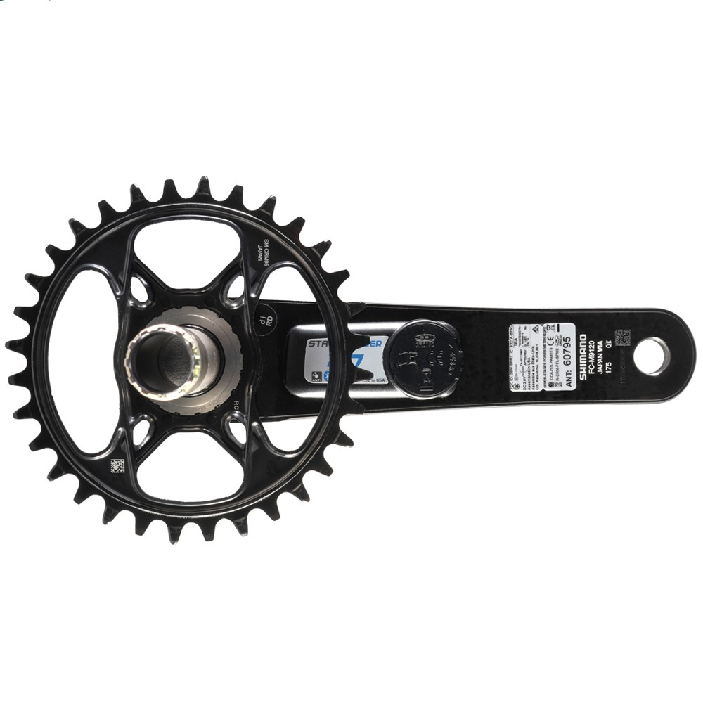 Stages Cycling G3 Shimano XTR M9120 R Power Meter 32 Tooth