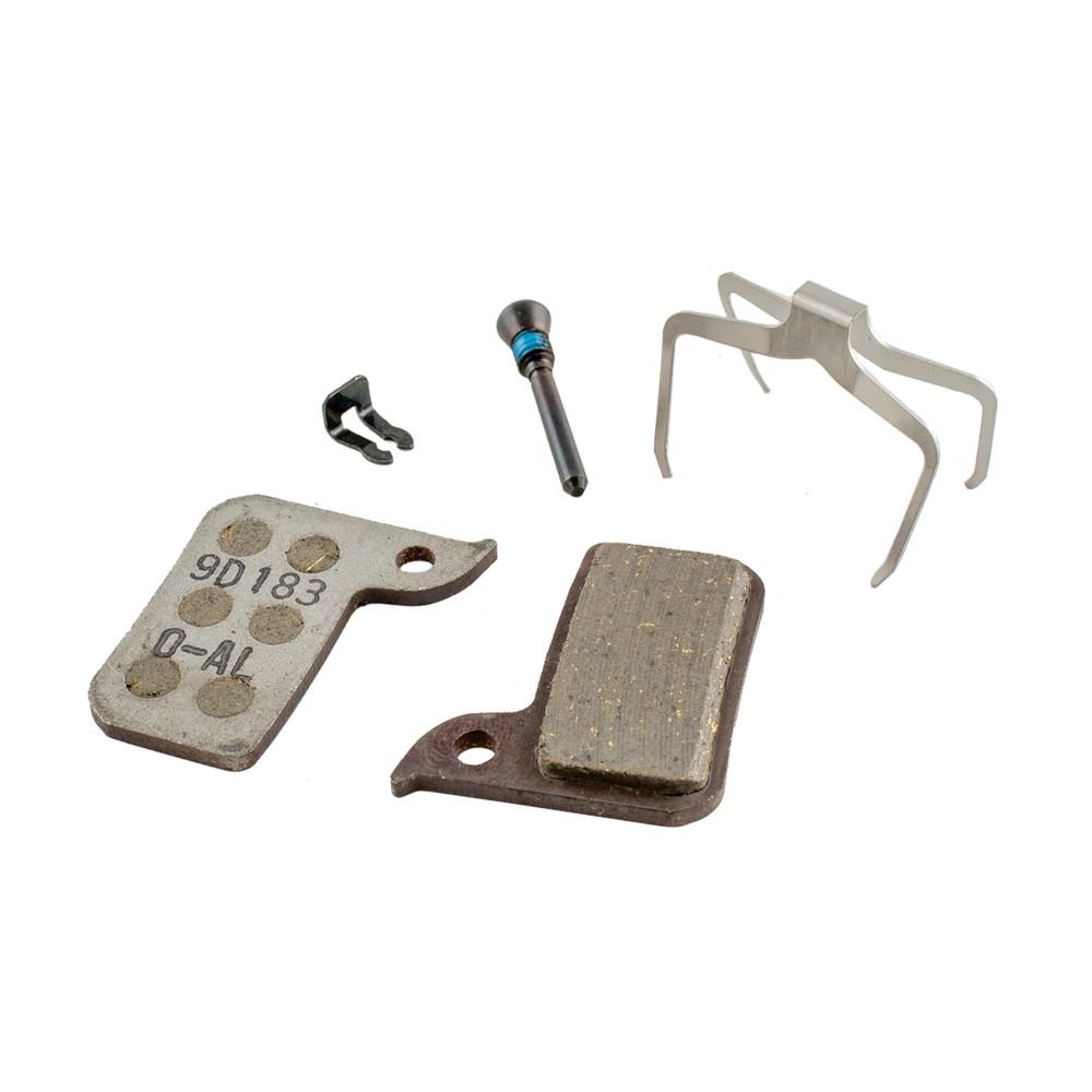 SRAM RED AXS/Level Ultimate & TLM Disc Brake Pads - Organic/Aluminium