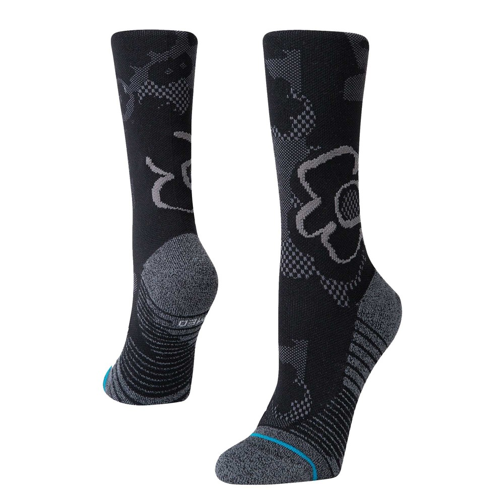 Stance Black On Black Crew Socks
