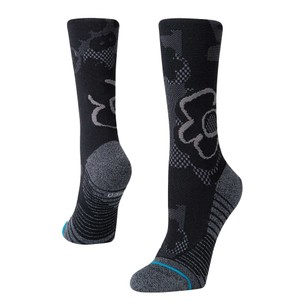 Stance Black On Black Crew Socks