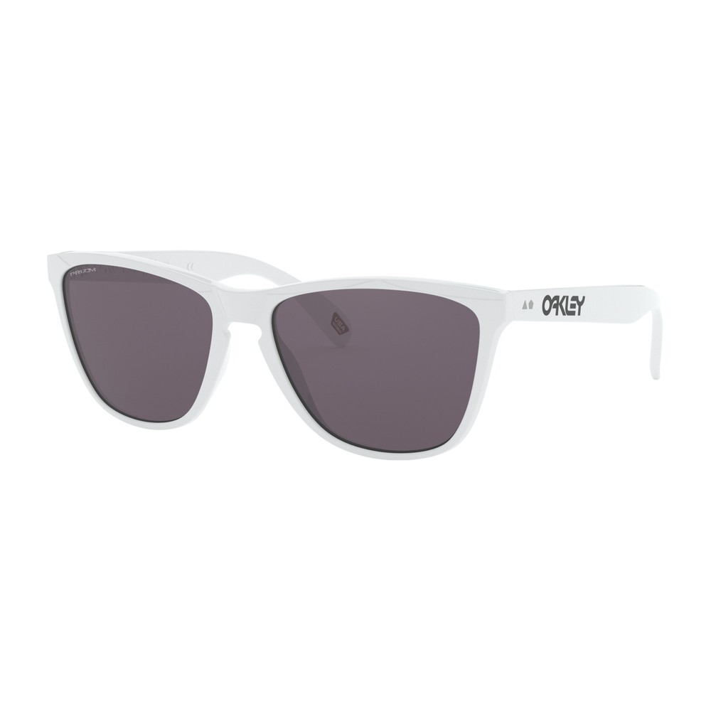Oakley Frogskins Sunglasses With Prizm Grey Lens - 35th Anniversary