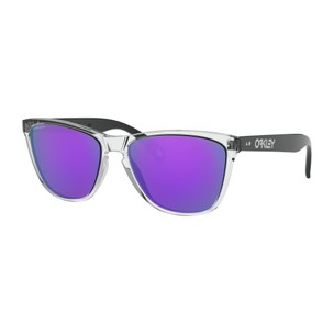 Oakley Frogskins Sunglasses With Prizm Violet Lens - 35th Anniversary