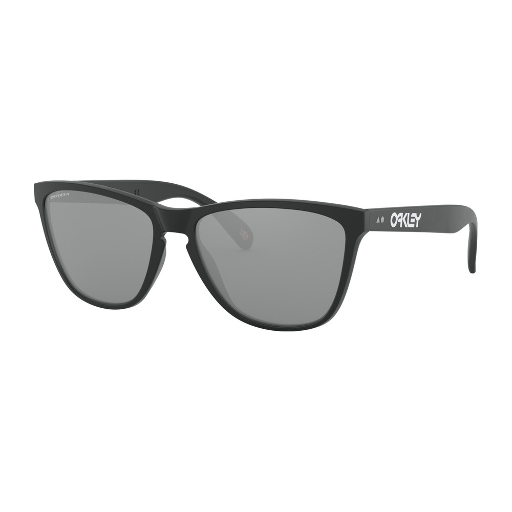 Oakley Frogskins Sunglasses With Prizm Black Lens - 35th Anniversary