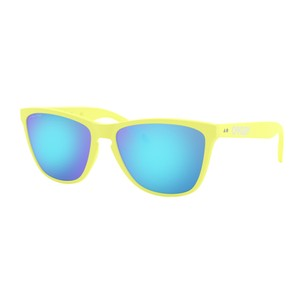 Oakley Frogskins Sunglasses With Prizm Sapphire Lens - 35th Anniversary