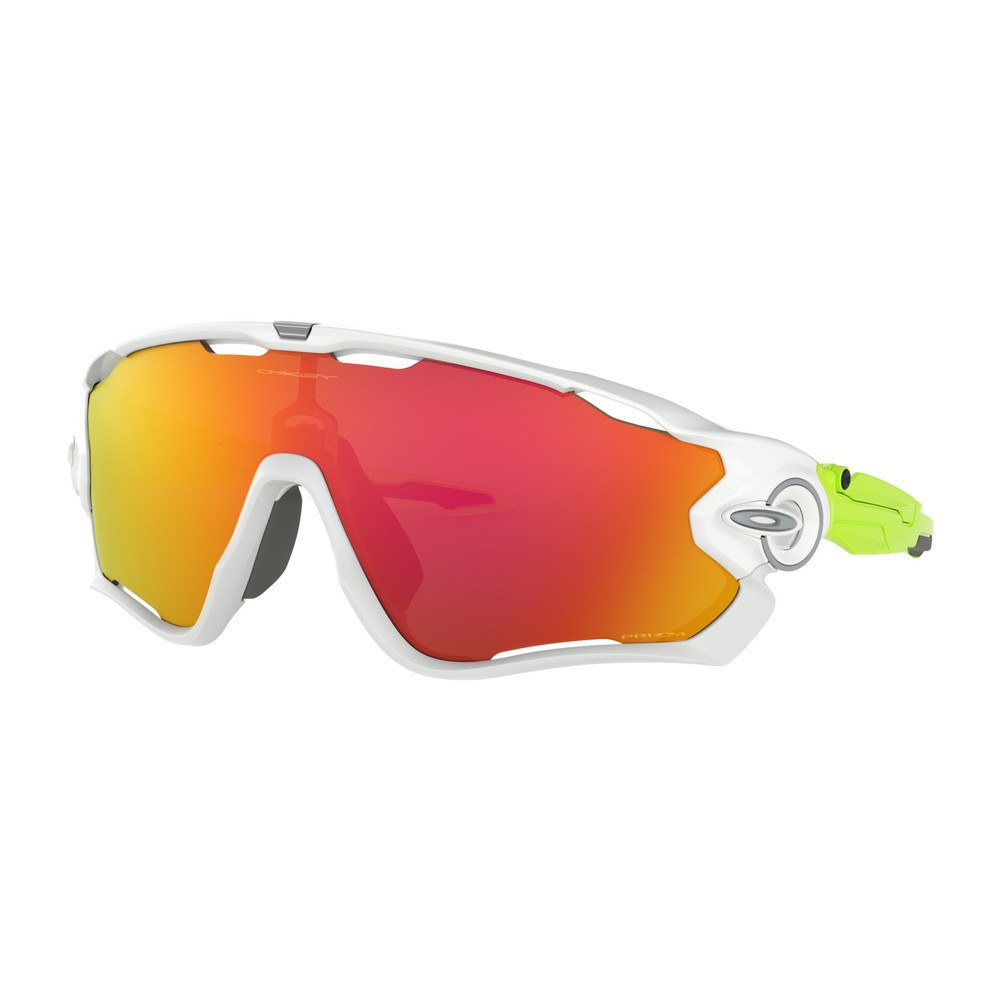 Oakley Jawbreaker Sunglasses With Prizm Ruby Lens - Origins Collection