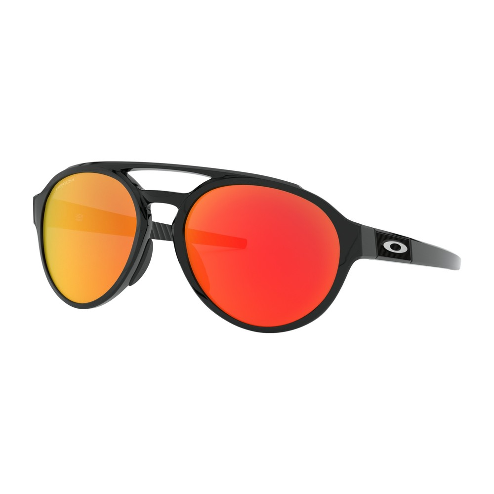Oakley Forager Sunglasses With Prizm Ruby Lens