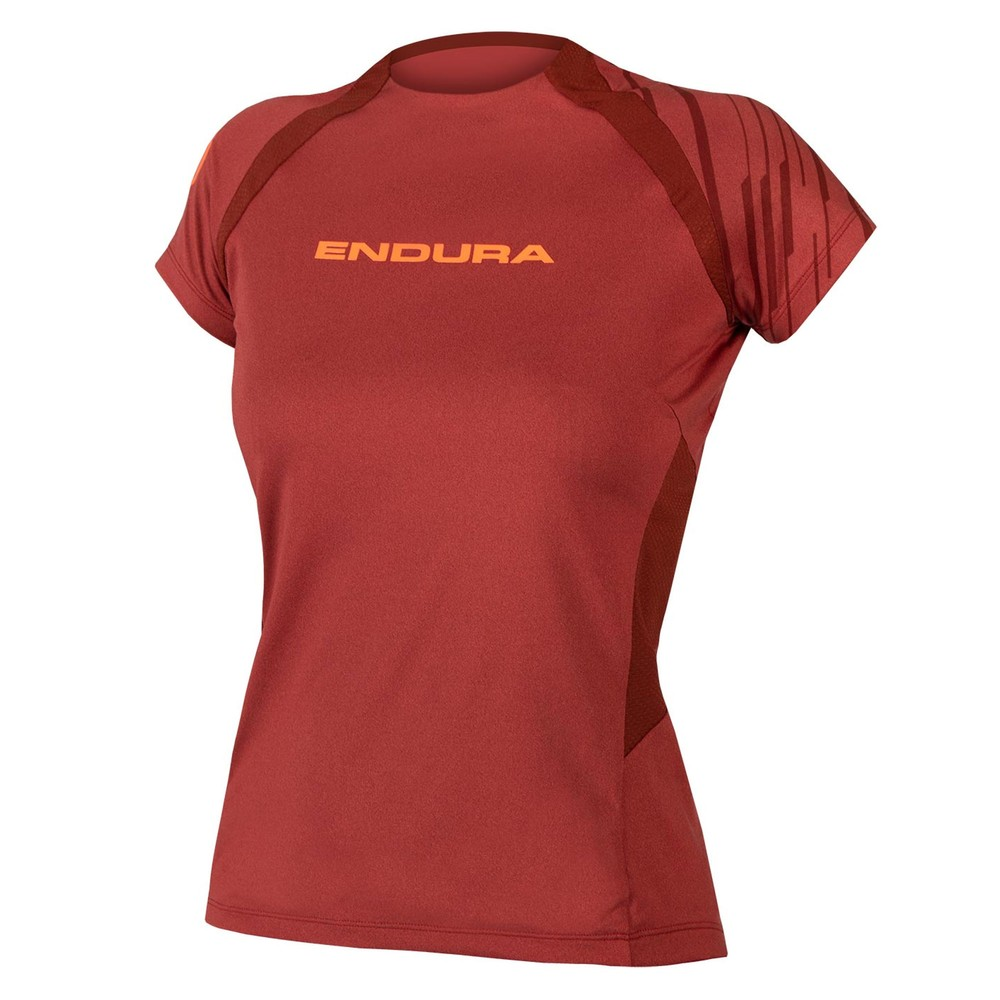 Endura SingleTrack Womens Short Sleeve Jersey