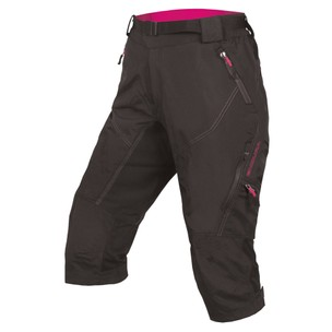 Endura Hummvee 3/4 Womens Short II With Liner