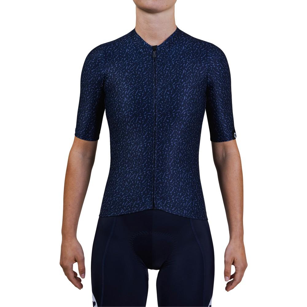 Black Sheep Cycling TC20 Texture Womens Short Sleeve Jersey
