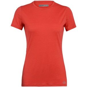 Icebreaker Amplify Womens Short Sleeve Running T-Shirt