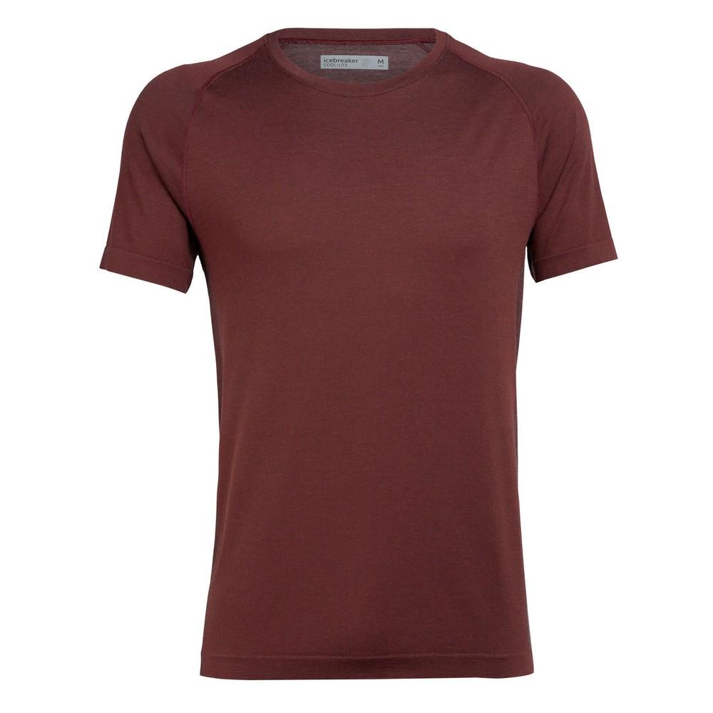 Icebreaker Motion Seamless Short Sleeve Running T-Shirt
