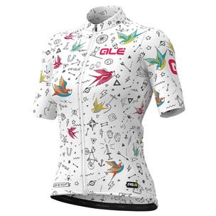 Ale Versilia Womens Short Sleeve Jersey
