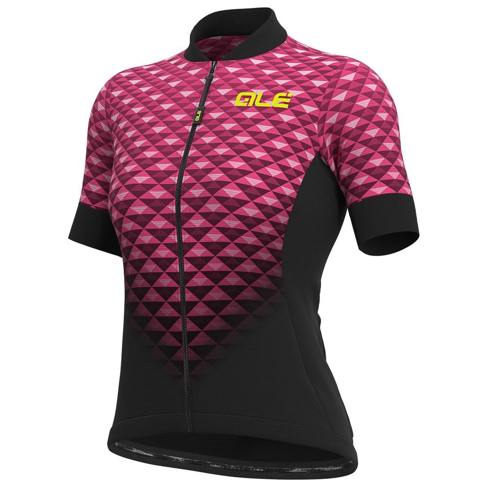 Ale Hexa Womens Short Sleeve Jersey