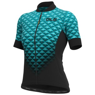 Ale Hexa Womens Short Sleeve Jersey