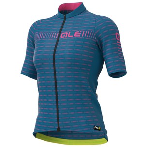 Ale Green Road Womens Short Sleeve Jersey