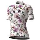 Ale Fiori Womens Short Sleeve Jersey