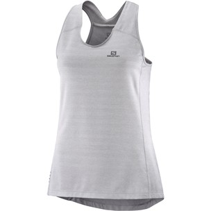 Salomon XA Womens Sleeveless Tank Run Top