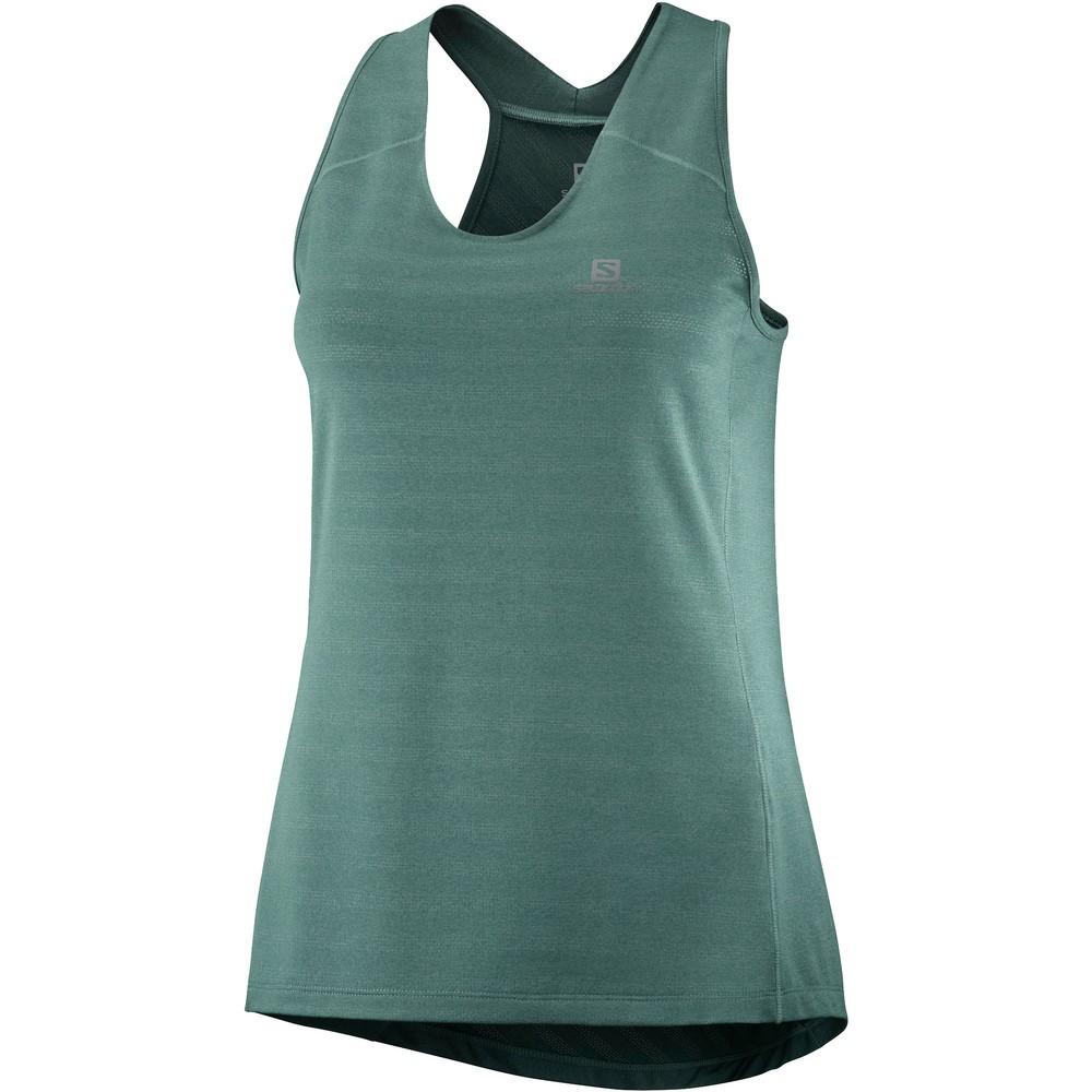 Salomon XA Womens Sleeveless Tank Run Top