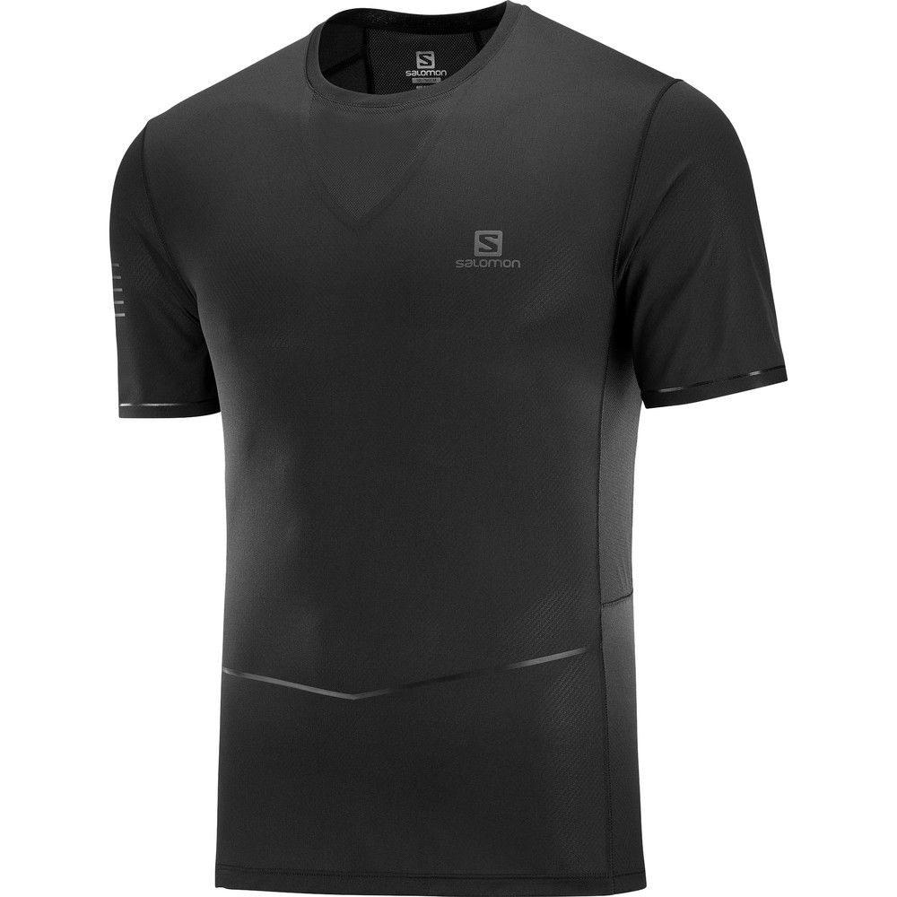 Salomon Sense Ultra Short Sleeve Running Top