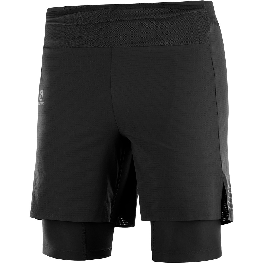 Salomon Exo Motion Twinskin Running Short