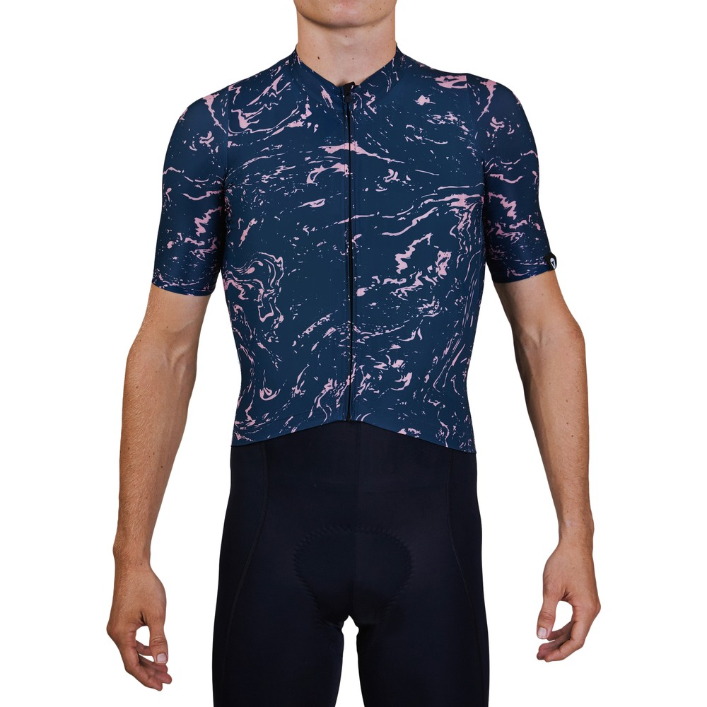 Black Sheep Cycling TC20 Marble Short Sleeve Jersey