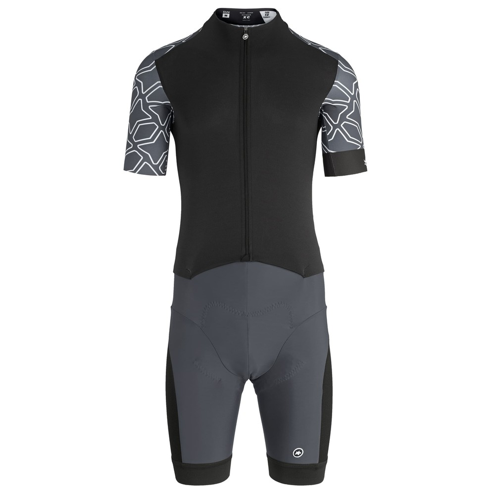Assos XC Le Vernon Short Sleeve Speed Suit