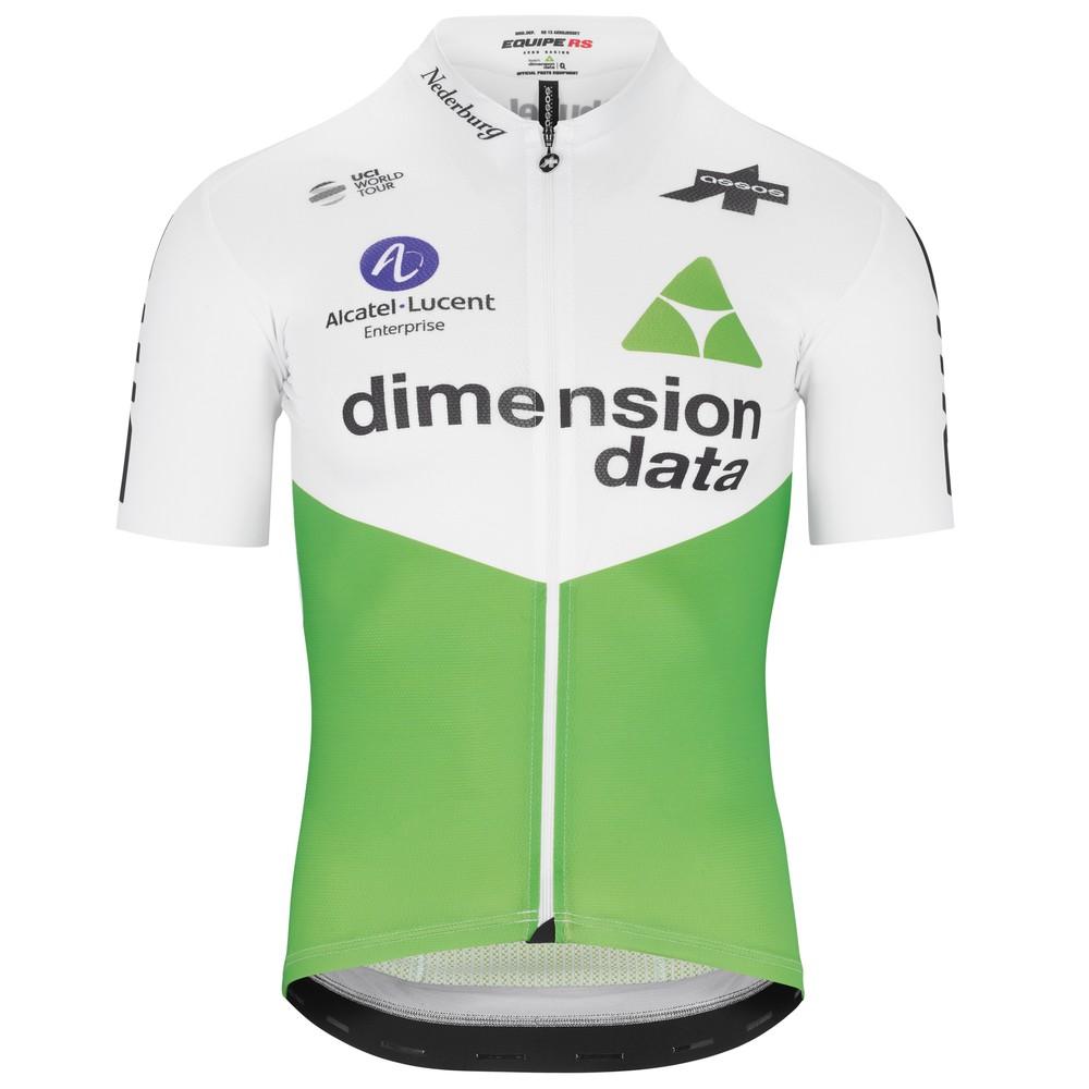 Assos Dimension Data RS Short Sleeve Jersey
