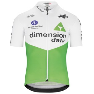 Assos Dimension Data RS Short Sleeve Jersey
