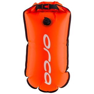 Orca Safety Buoy With Hydration Pouch