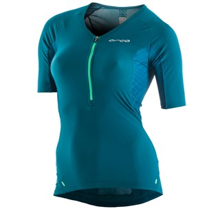 Orca 226 Perform Short Sleeve Womens Tri Top