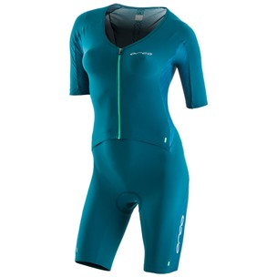 Orca 226 Perform Aero Short Sleeve Womens Trisuit