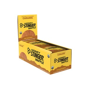 Honey Stinger Energy Waffles Box 16 X 30g