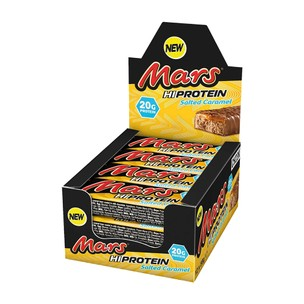Mars High Protein Bar Box Of 12 X 59g