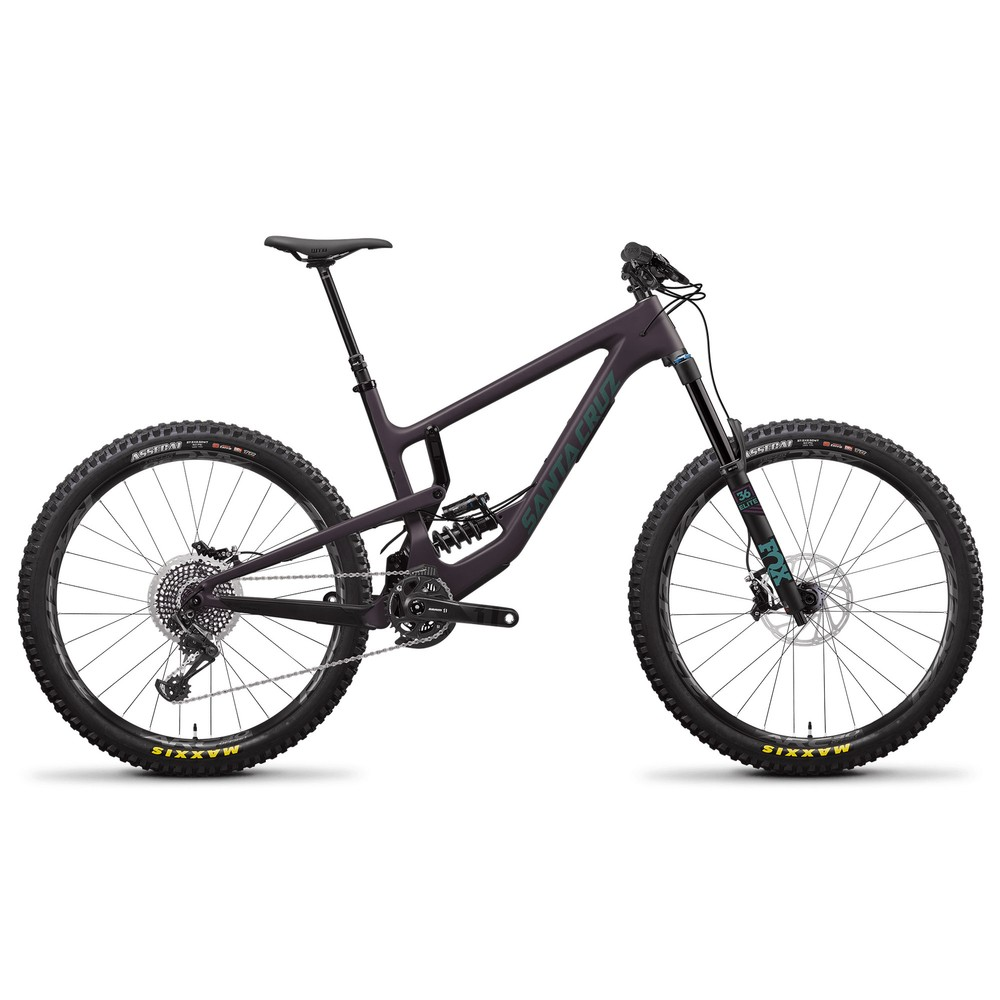 Santa Cruz Nomad Carbon CC X01 Coil 27.5