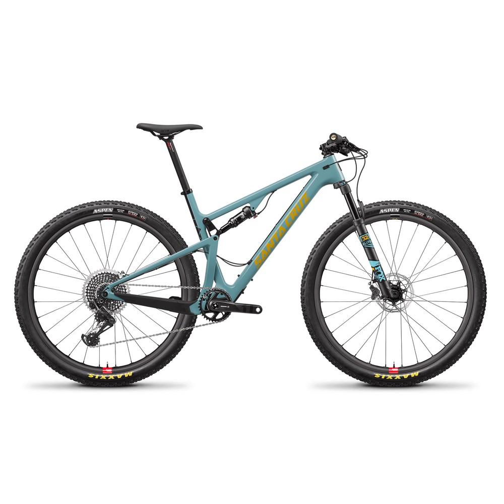 Santa Cruz Blur Carbon CC X01 Reserve 29