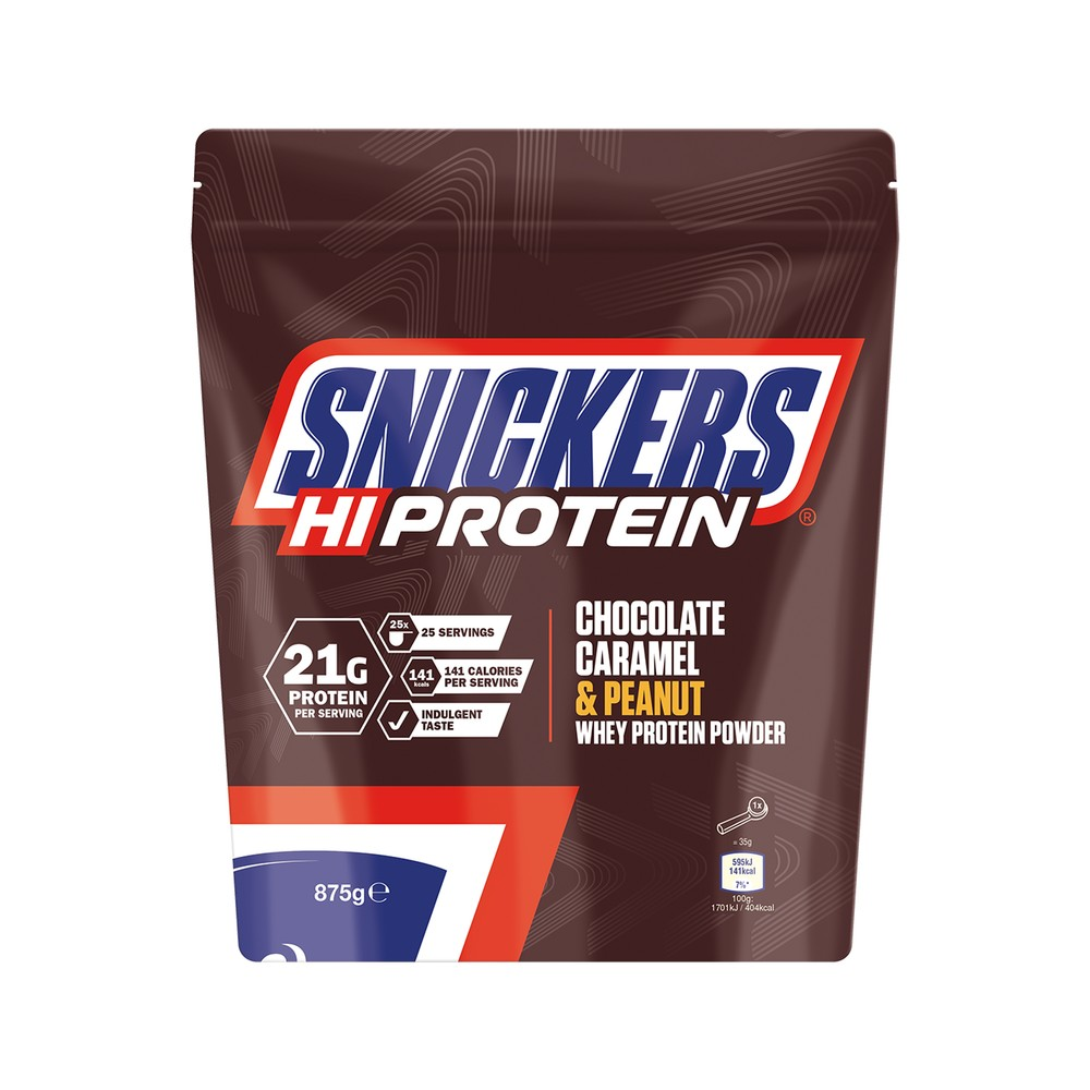 Snickers Hi Protein Powder 875g