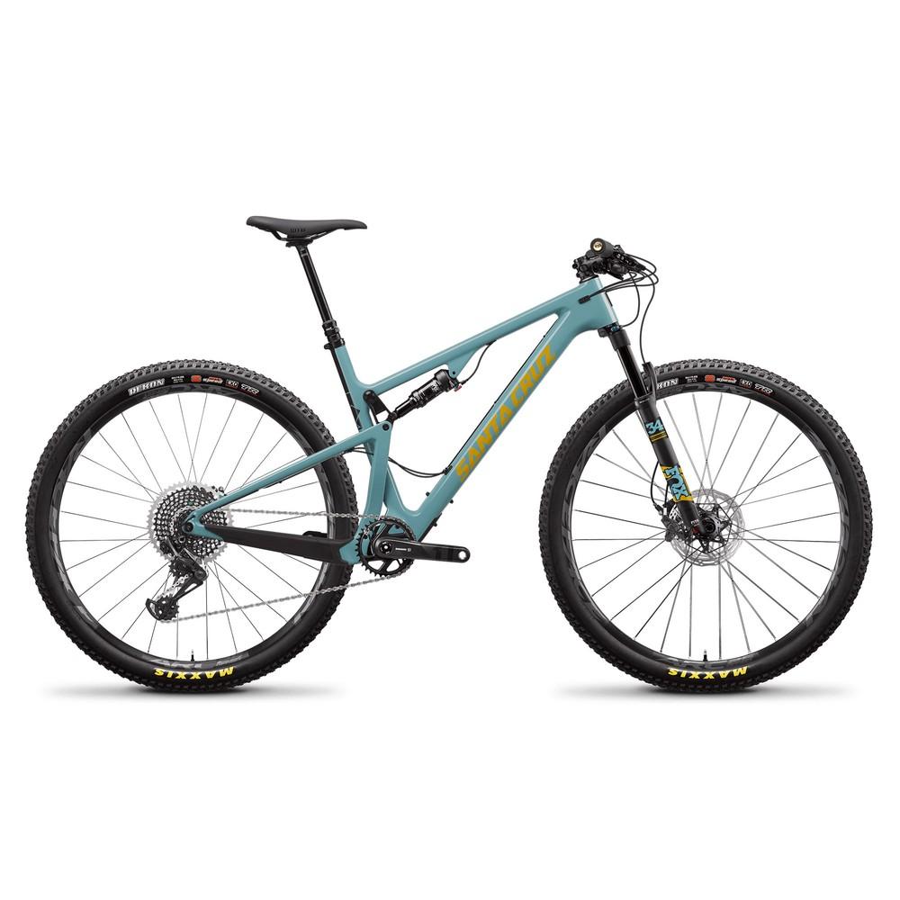 Santa Cruz Blur Carbon CC X01 TR 29
