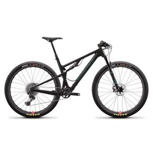 Santa Cruz Blur Carbon CC X01 TR Reserve 29