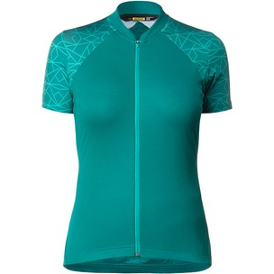 Mavic Sequence Graphic Short Sleeve Womens Jersey