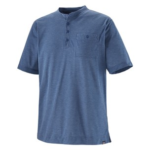 Patagonia Cap Cool Trail Bike Henley T-Shirt