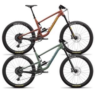 Santa Cruz Bronson Alloy R 27.5+  Mountain Bike 2021