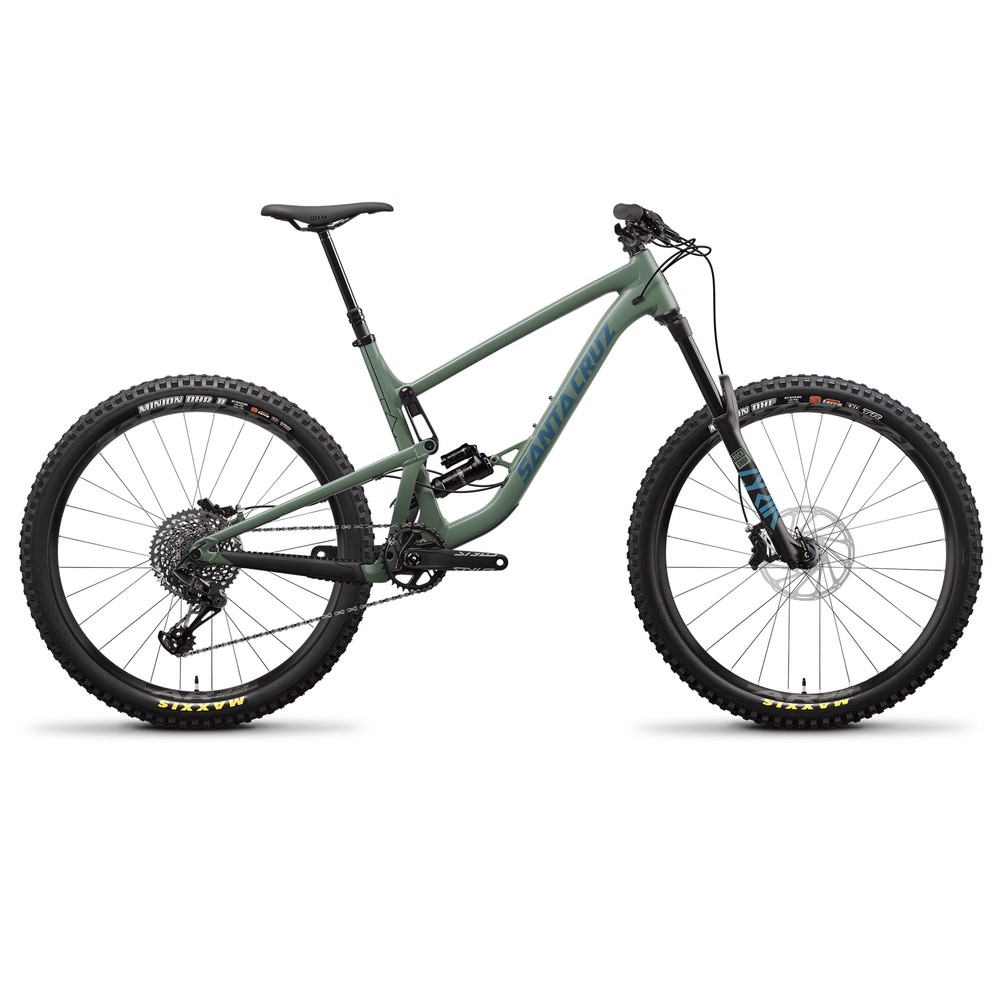 Santa Cruz Bronson Alloy S 27.5+  Mountain Bike 2020