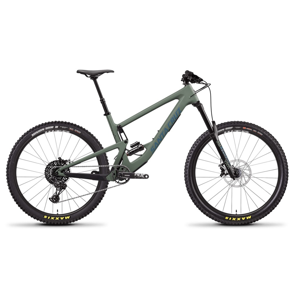 Santa Cruz Bronson Carbon C R 27.5+ Mountain Bike 2020