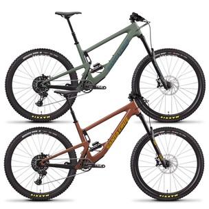 Santa Cruz Bronson Carbon C R 27.5+ Mountain Bike 2021