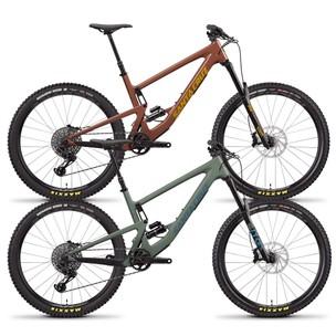 Santa Cruz Bronson Carbon C S 27.5+ Mountain Bike 2021