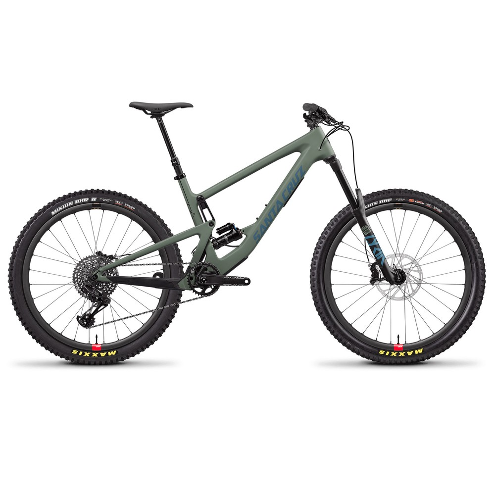 Santa Cruz Bronson Carbon C S Reserve 27.5+ Mountain Bike 2020