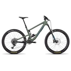 Santa Cruz Bronson Carbon CC X01 27.5
