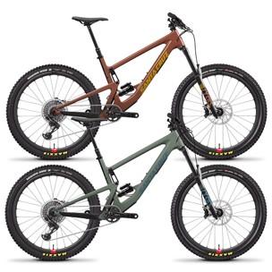 Santa Cruz Bronson Carbon CC X01 Reserve 27.5 Mountain Bike 2021